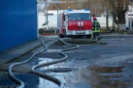 УМВД: В Васильково бизнесмен сжёг грузовики конкурента