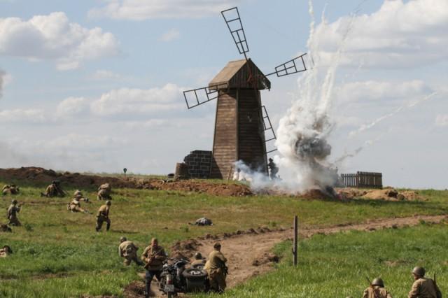 Нареконструкцию Гумбинненского сражения приедут Николай Цуканов иВладимир Мединский